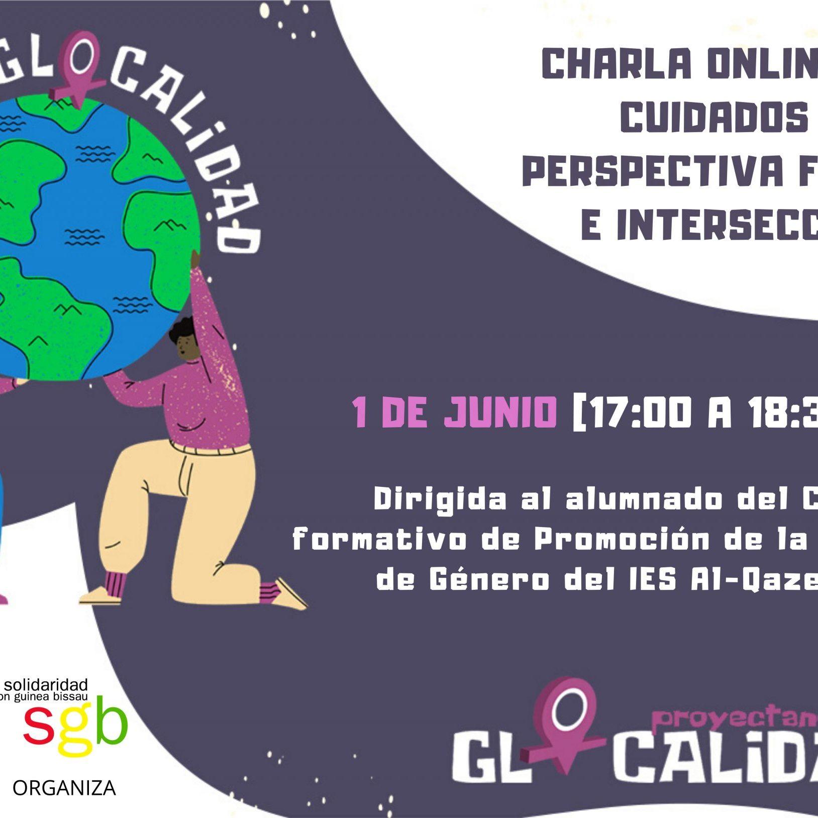 CHARLA ONLINE SOBRE CUIDADOS CON PERSPECTIVA FEMINISTA E INTERSECCIONAL-2