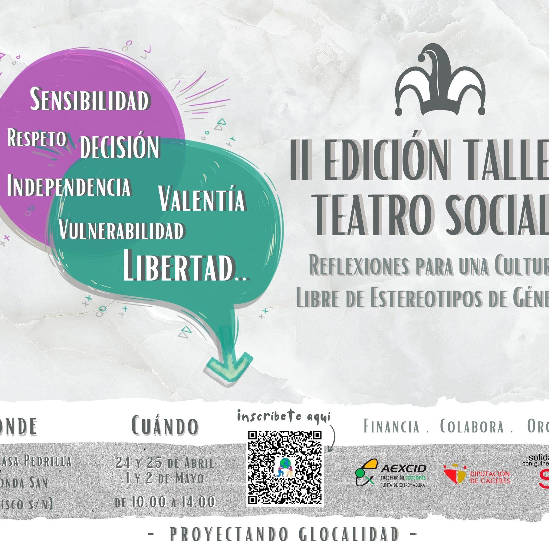 II Taller Teatro Social (3)
